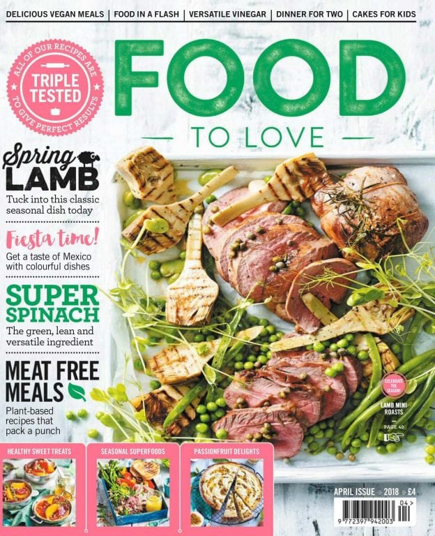 Food cooking magazines pdf download online recipes magazine food to love april 2018 forumfinder Choice Image