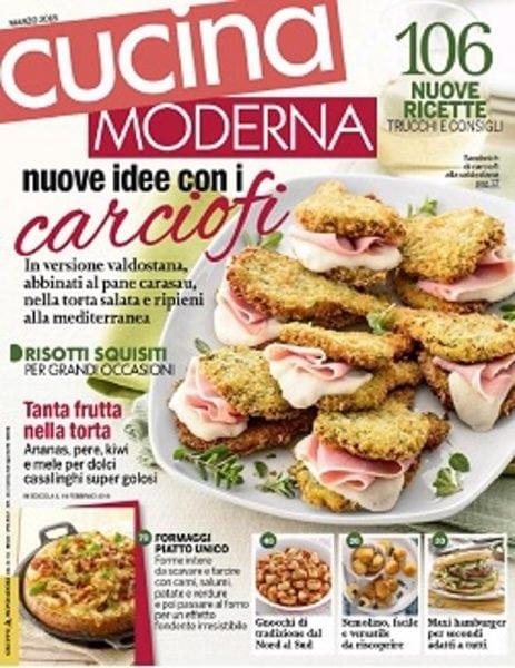 Cucina moderna marzo 2018 pdf download free - Cucina moderna magazine ...