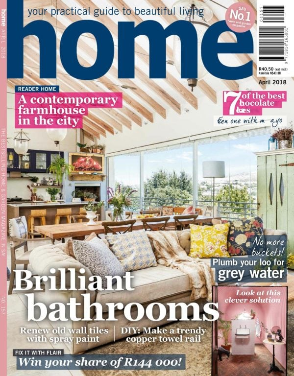 brilliant home decor magazines. Home South Africa  April 2018 Decor magazines PDF download online