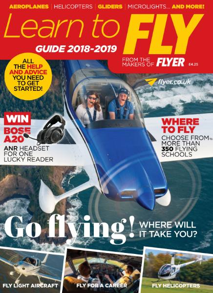 Flyer Uk Learn To Fly Guide 2018 2019 Pdf Download Free