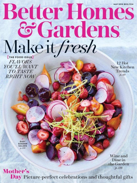 Better homes gardens usa may 2018 pdf download free Better house and home