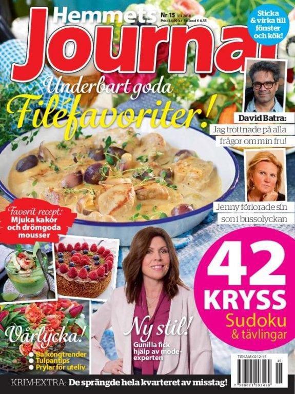 hemmets journal recept