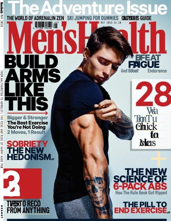 Men S Health Uk May 2018 Pdf Download Free