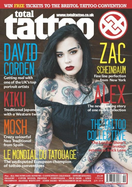 Tattoo magazines PDF download online