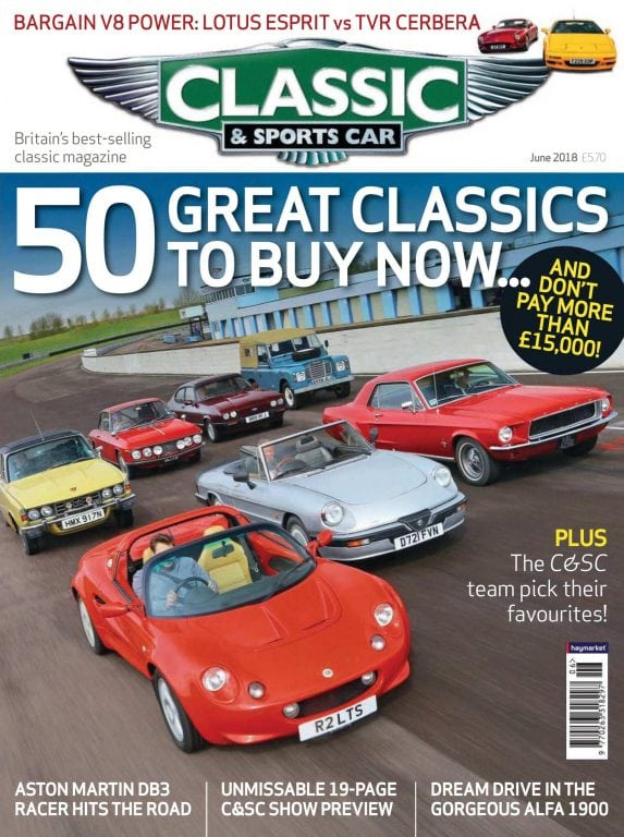 classic sports car uk june 2018 pdf download free. Black Bedroom Furniture Sets. Home Design Ideas
