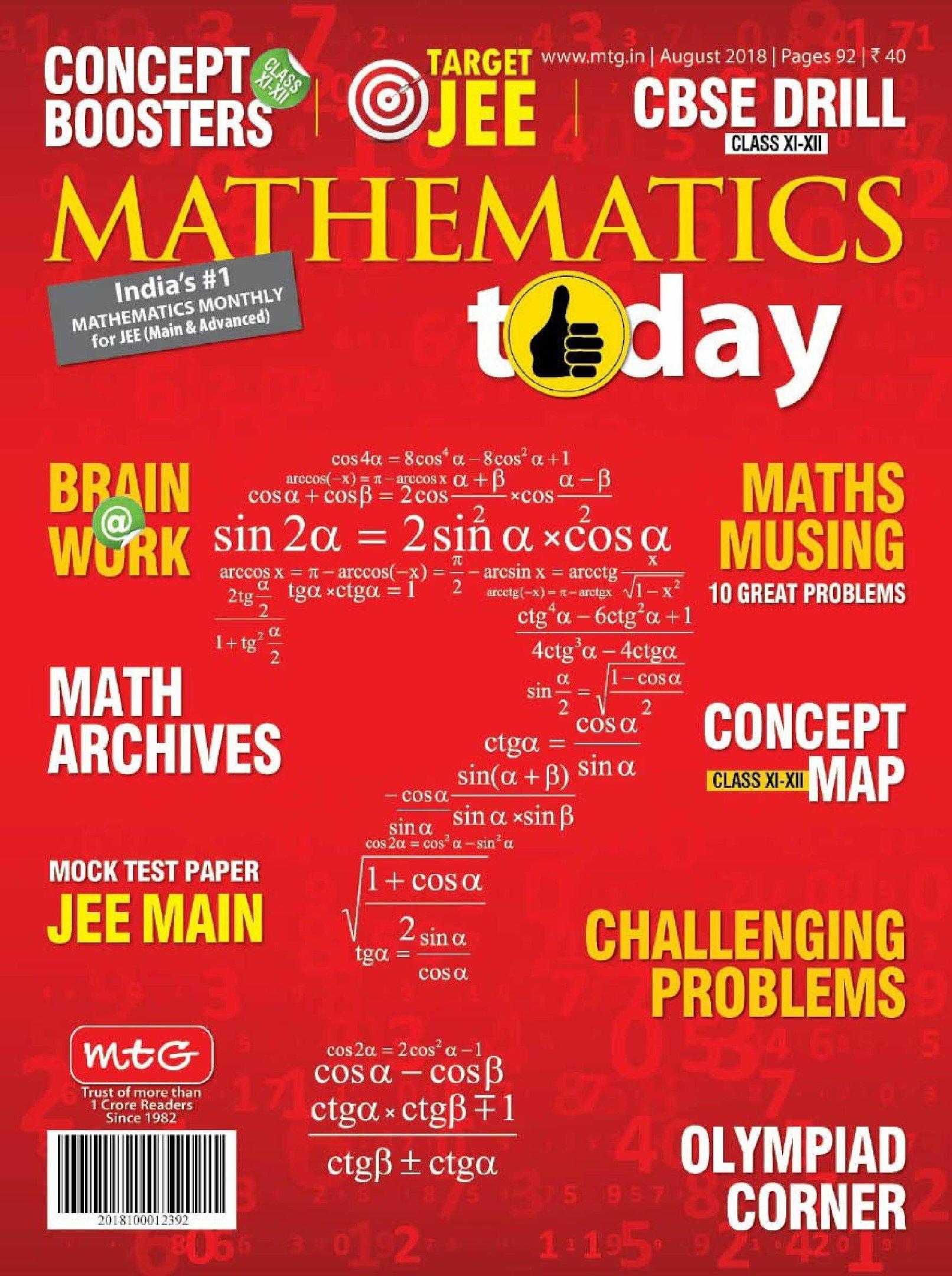 Mathematics magazines PDF download online