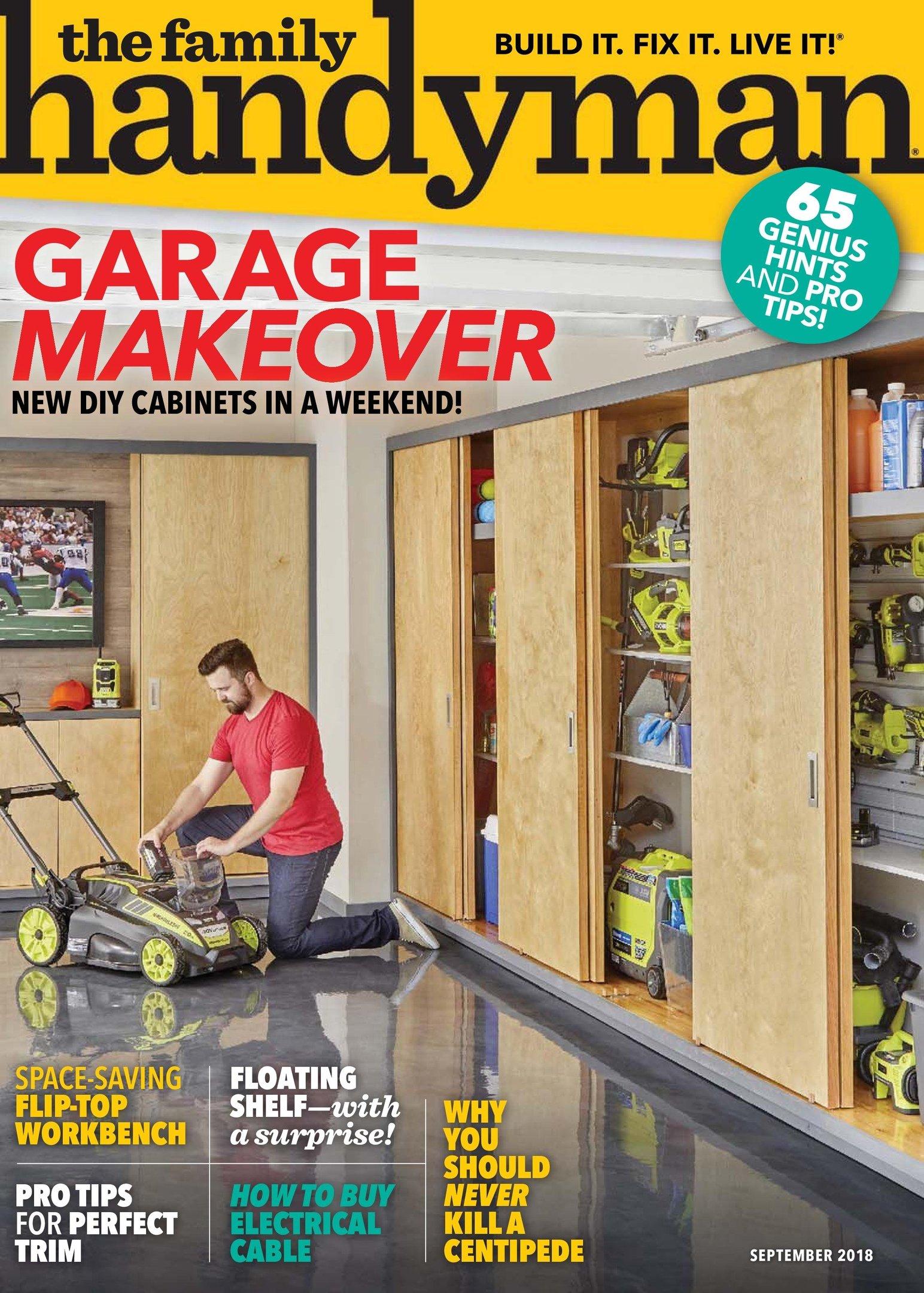 The family handyman september 2018 pdf download free for The family handyman pdf