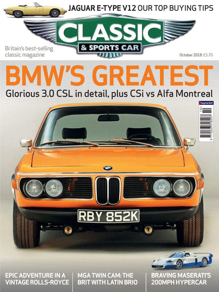 classic sports car uk october 2018 pdf download free. Black Bedroom Furniture Sets. Home Design Ideas