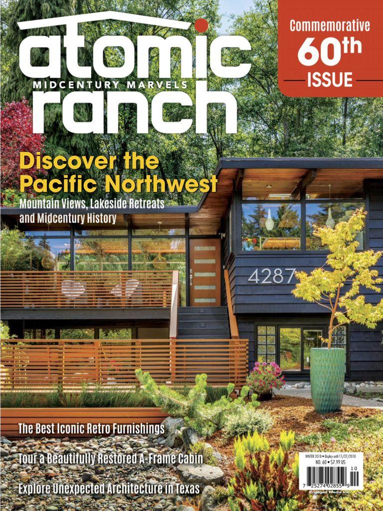 Atomic Ranch - October 2018 PDF download free