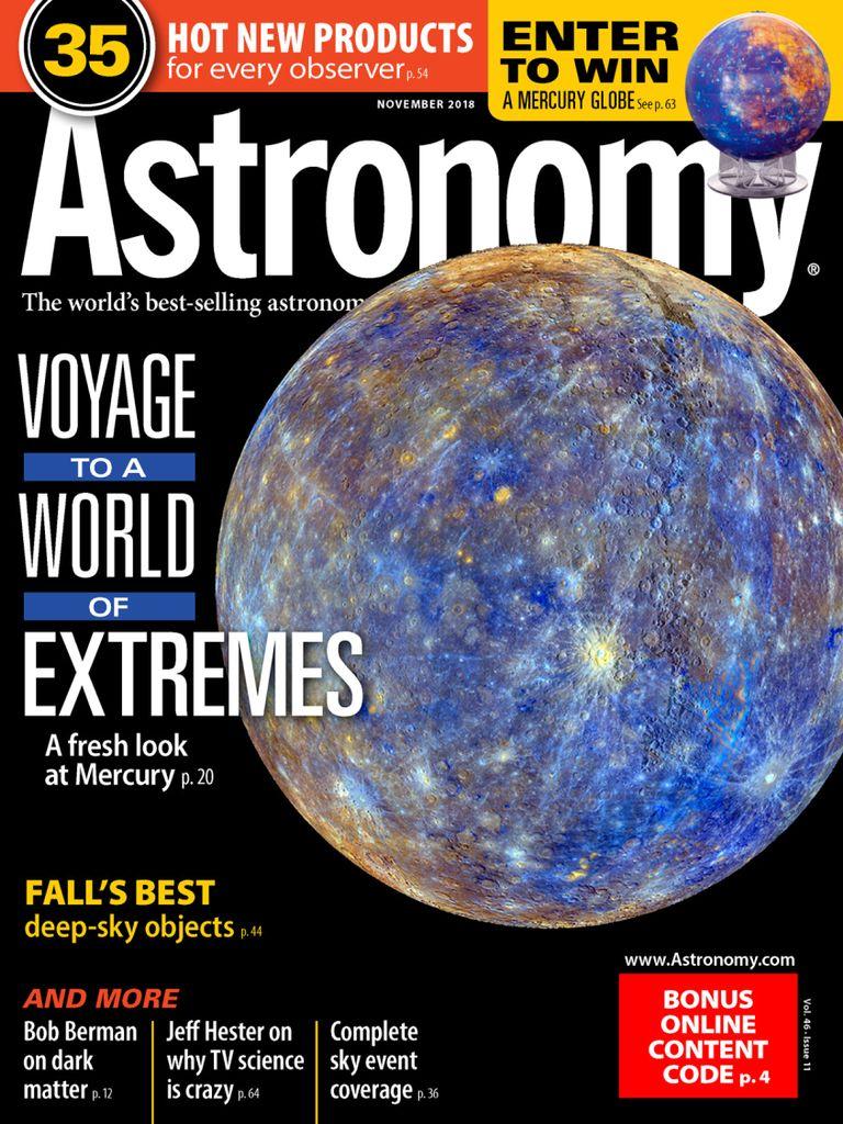 astronomy magazine kalmbach publishing - HD786×1024