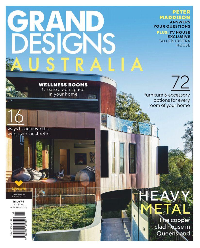 Grand Designs Magazine October