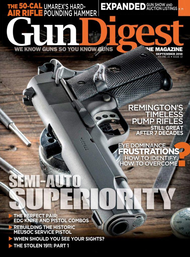 Making The Case For .45 ACP Hardball | Gun Digest