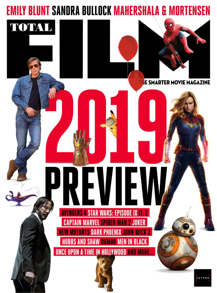 Total Film January 2019 Pdf Download Free