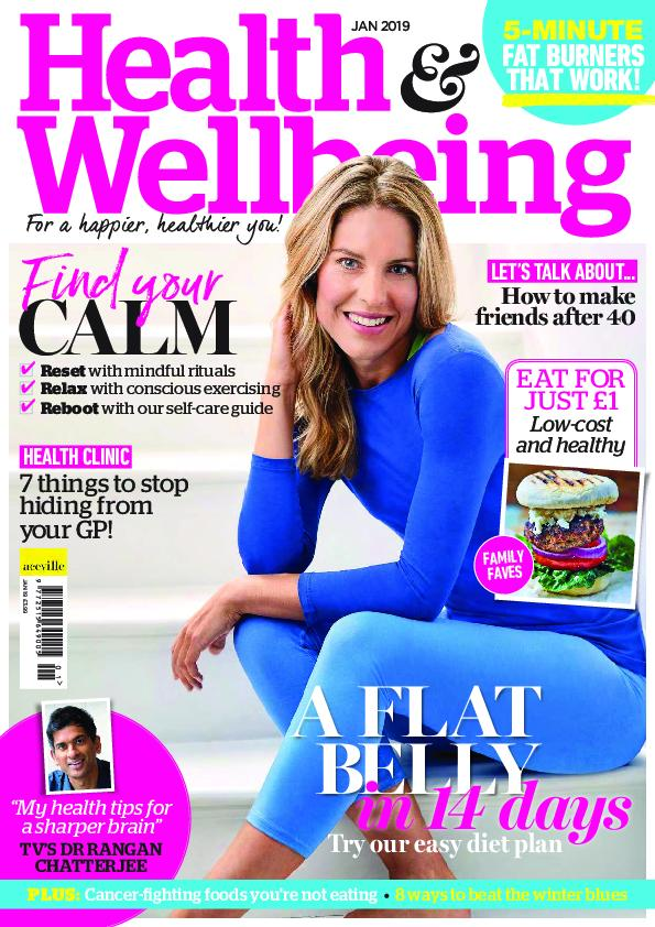 Health Amp Wellbeing January 2019 Pdf Download Free