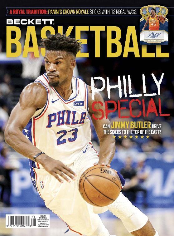 Beckett Basketball – October 2018 Free Download ...