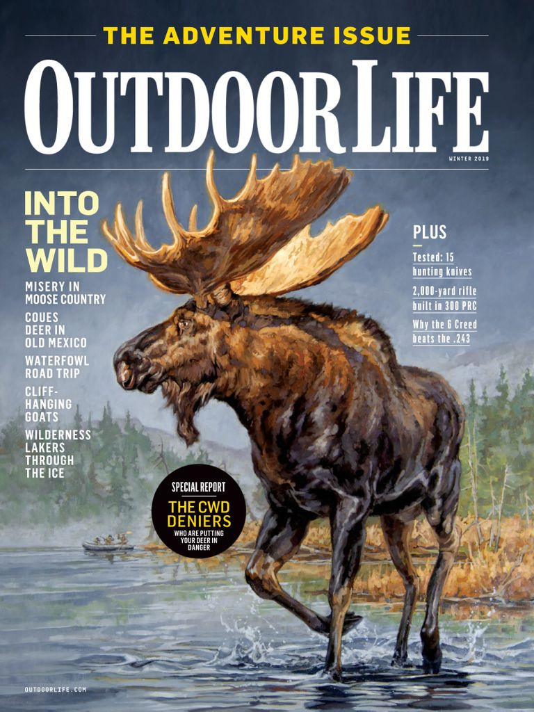 Outdoor Life - December 2018 PDF download free on Life Outdoor id=44976