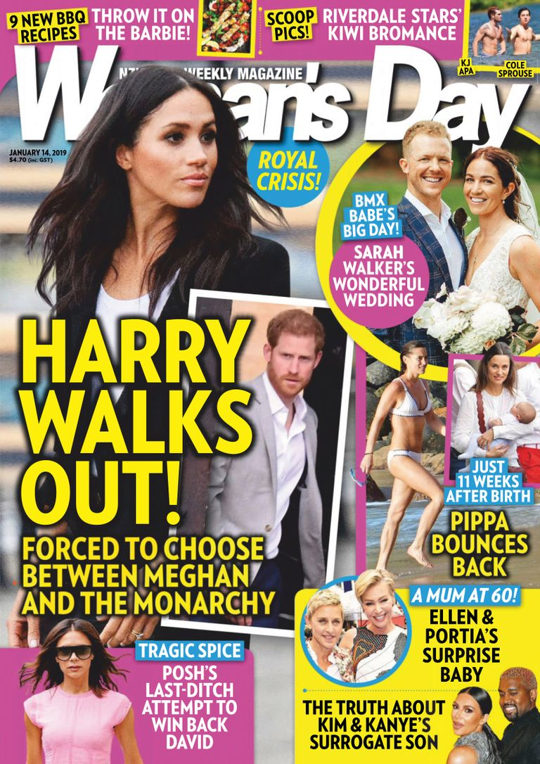 Woman's Day New Zealand - January 14, 2019 PDF download free