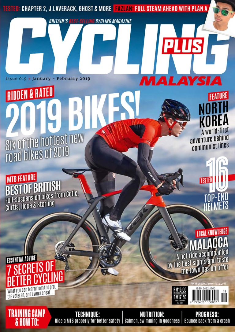 Magazine pdf cycling