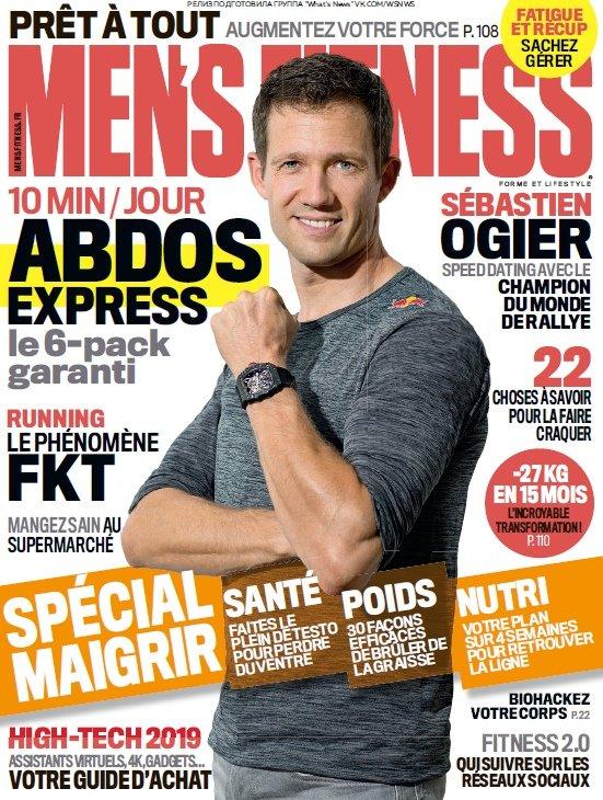 fitness magazine francais