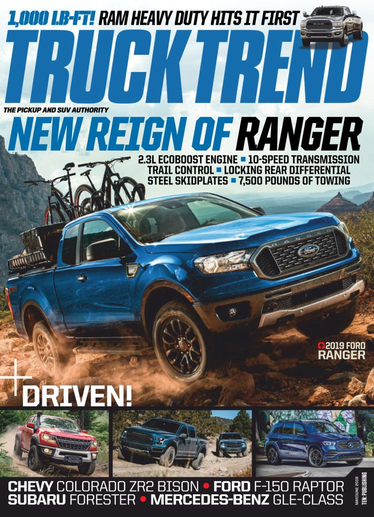 Truck Trend May June 2019 Pdf Download Free