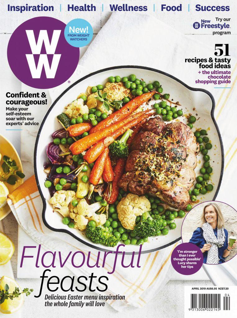 Weight Watchers Australia - April 2019 PDF download free