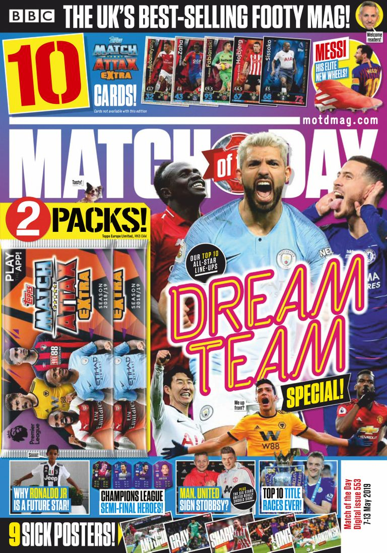 Match Of The Day 07 May 2019 Pdf Download Free