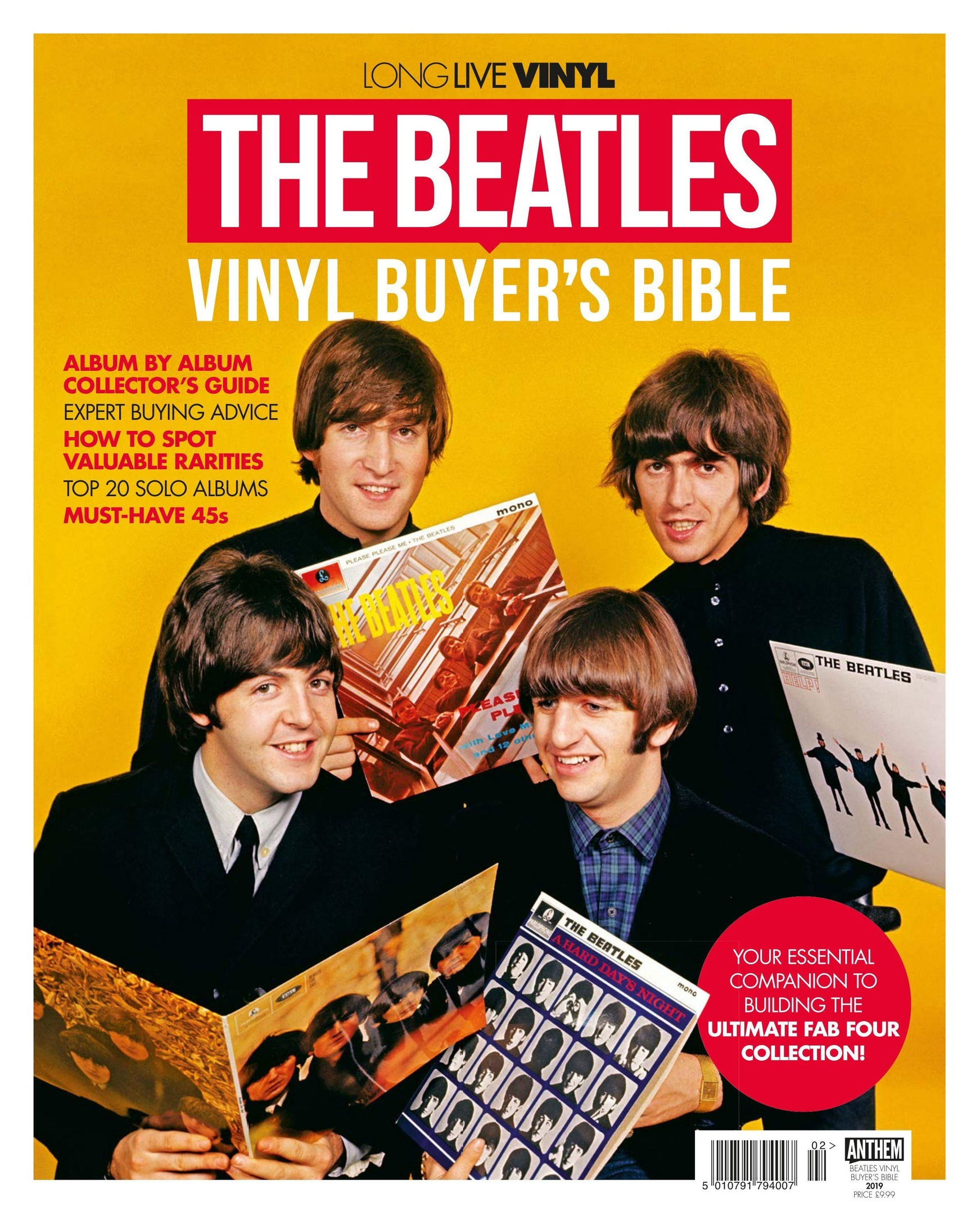 The Beatles Polska: Pobierz Long Live Vinyl - The Vinyl Buyer