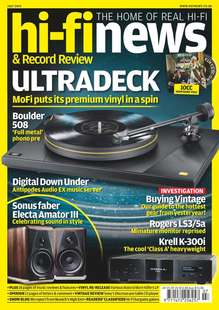 Hi-Fi News - July 2019 PDF download free