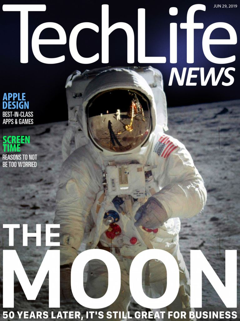 美国Techlife News 科技生活 6月 No29.2019封面