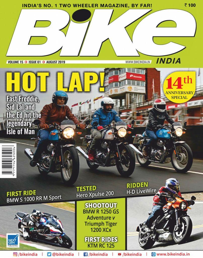 Bike India - August 2019 PDF download free