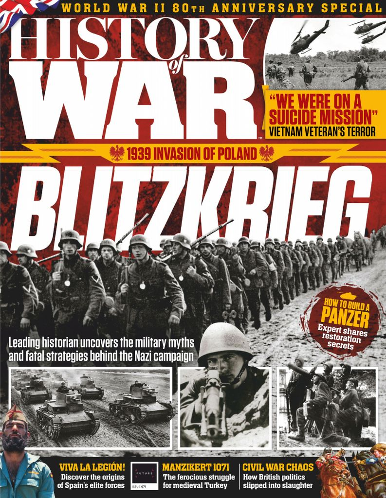 History of War - October 2019 PDF download free