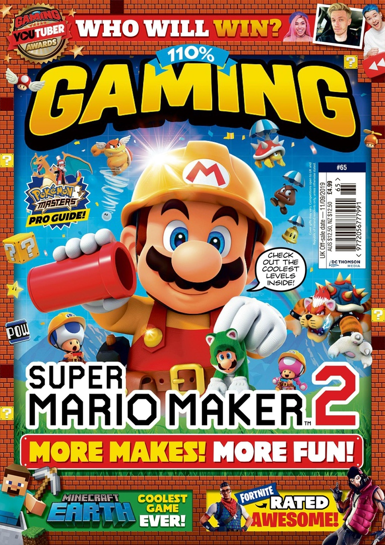 Computer games magazines PDF download online