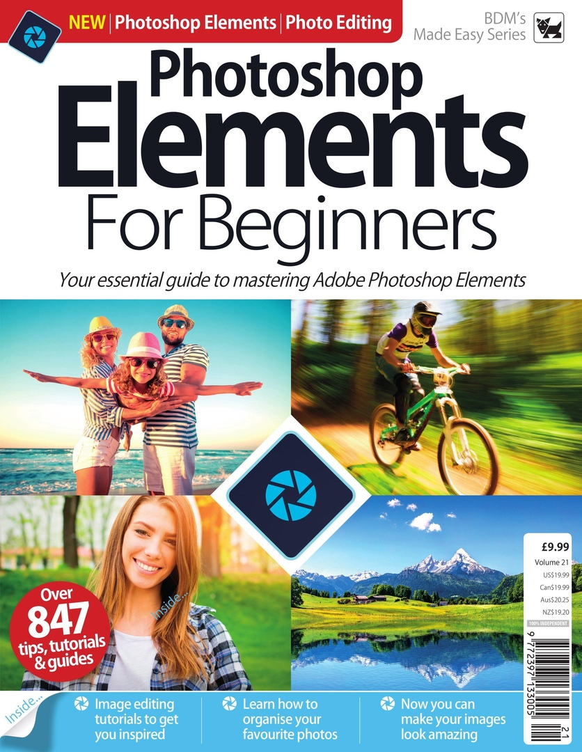Photoshop Elements for Beginners – September 2019 PDF
