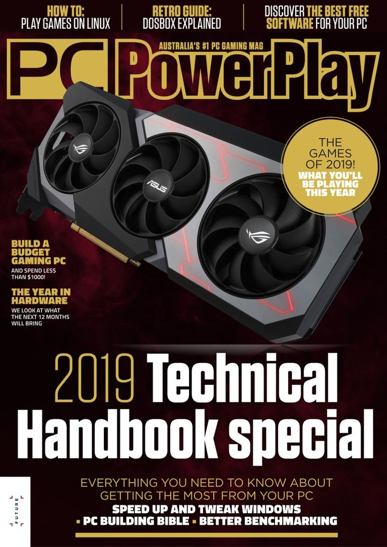 PC Powerplay - August 2019 PDF download free