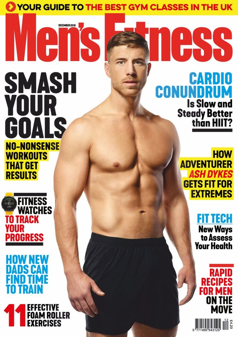 Men's Fitness UK – December 2019