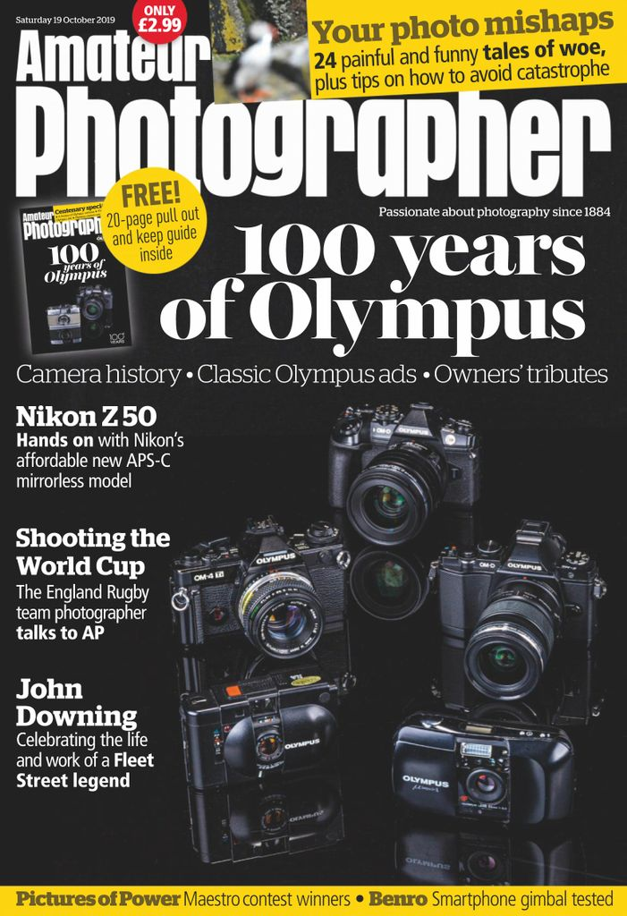 Amateur Photographer – October 2019
