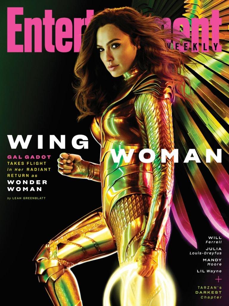 美国Entertainment娱乐周刊 3.2020封面