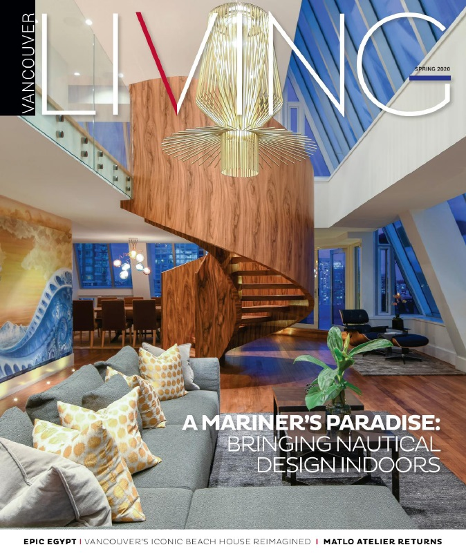 Vancouver Living: Spring 2020 PDF Download Free