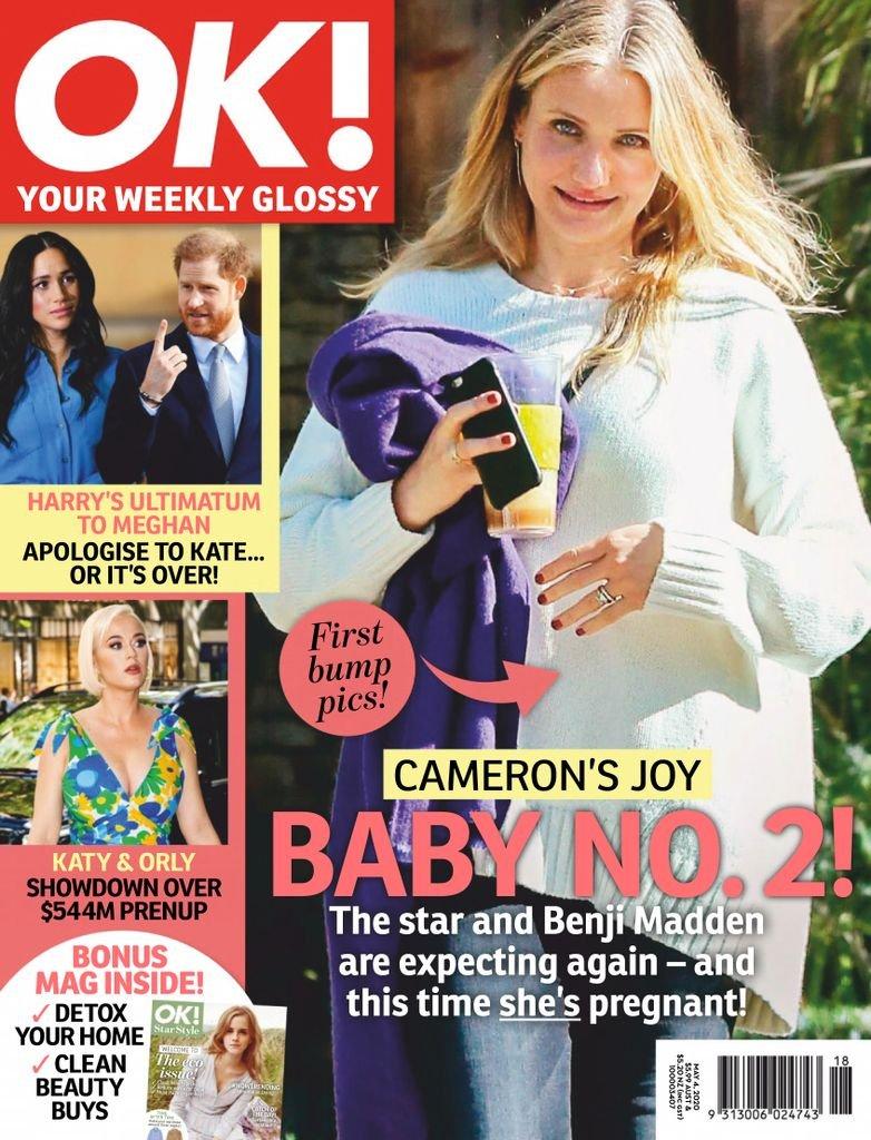 OK! Magazine   Celebrity News, Entertainment Gossip - DiscountMags.com