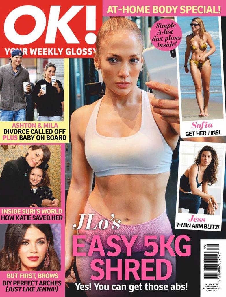 OK! Magazine UK - 25 December 2017 PDF download free