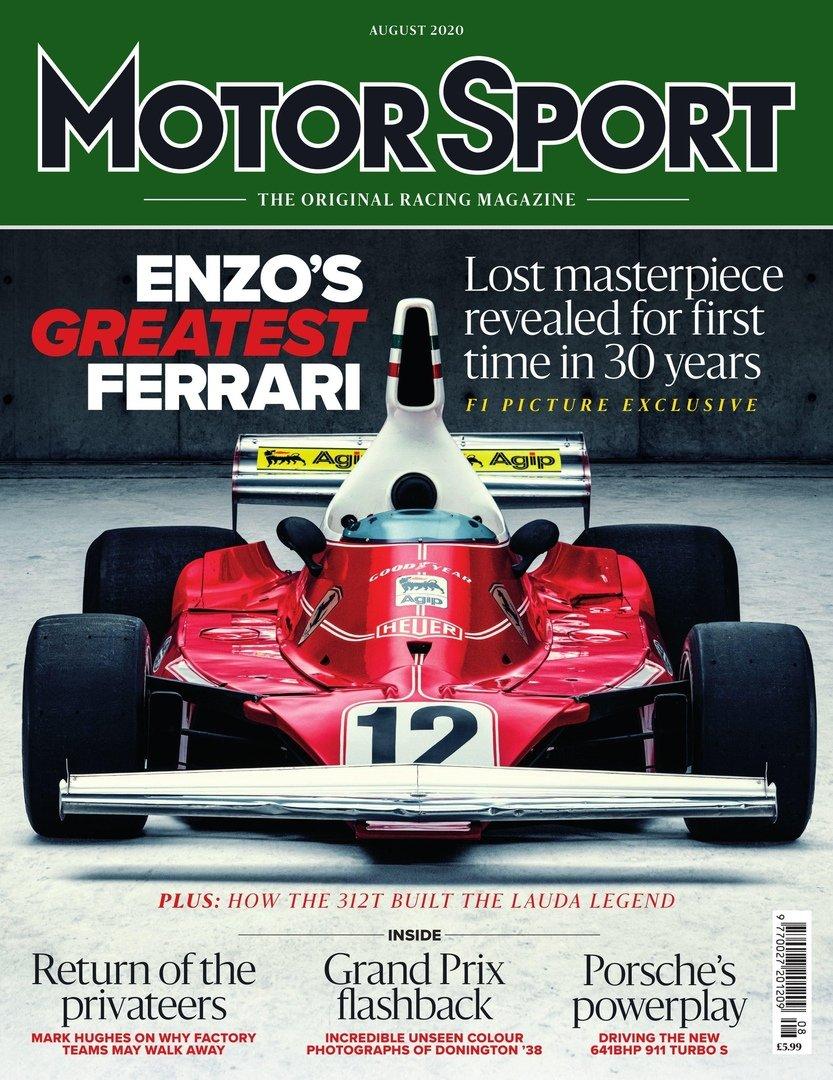 Motor Sport Magazine - July 2020 PDF download free