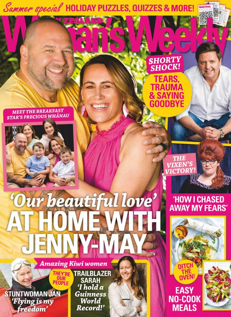 Woman's Weekly New Zealand - January 11, 2021 PDF download ...