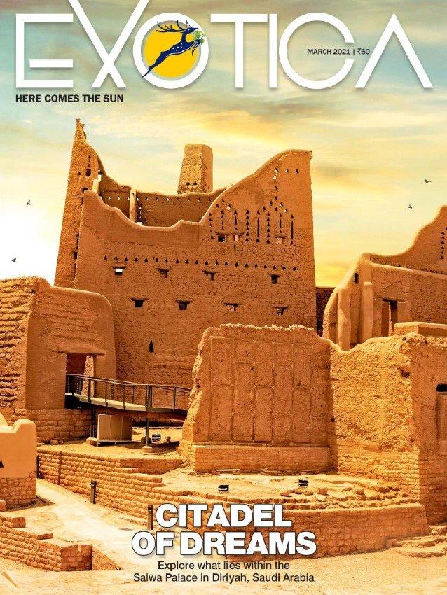 Exotica Magazine - March 2021 PDF download free