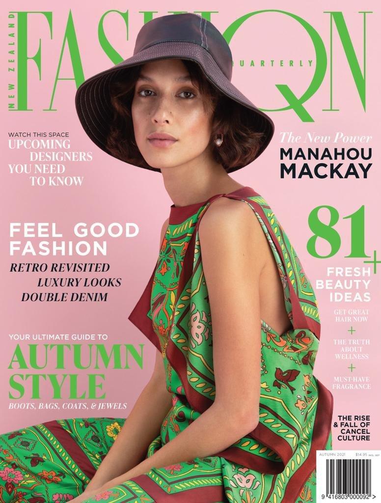 Fashion Quarterly Winter 2019 - Diora Seasonal Outfits