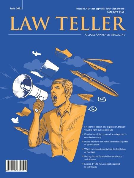Lawteller – June 2021