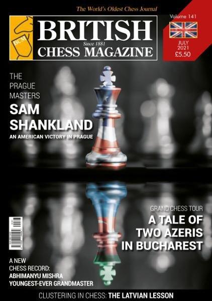 British Chess Magazine – July 2021
