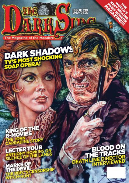 The Darkside – Issue 219 – July 2021