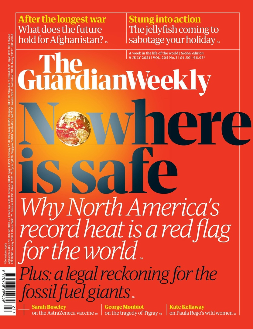 The Guardian Weekly - 09 July 2021