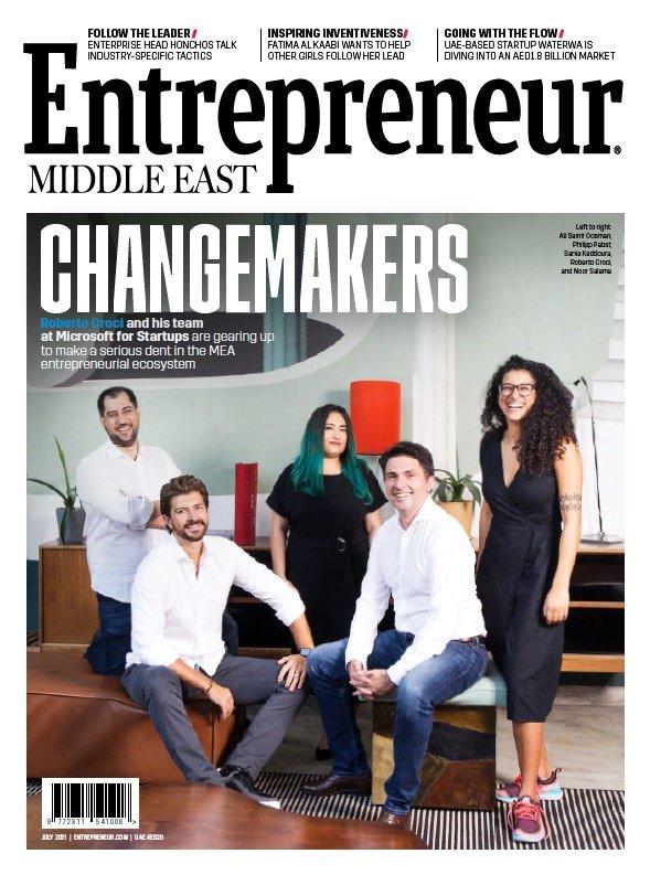 Entrepreneur Middle East – July 2021