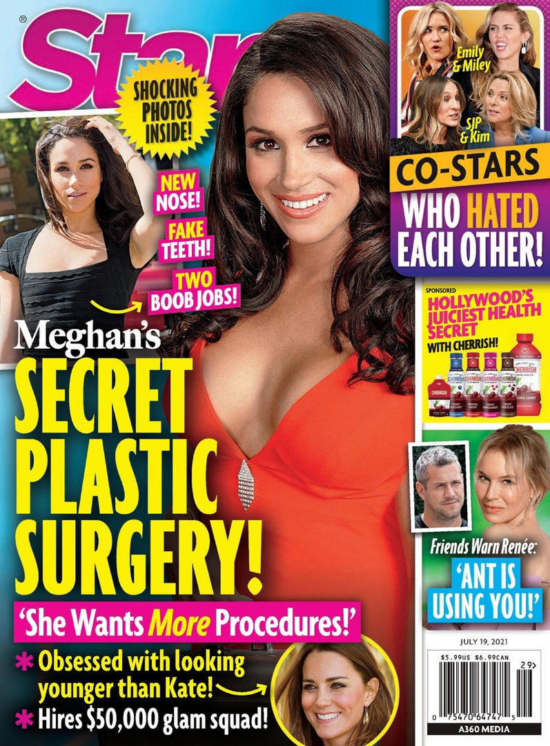 Star Magazine USA – July 19 2021